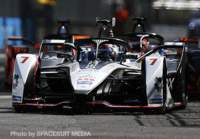 Mouser-Sponsored Formula E Team Celebrates Top-Five Finish in Paris
