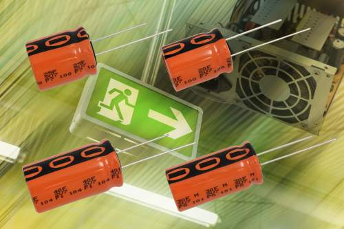 RS Components launches rugged high-density capacitors from Vishay
