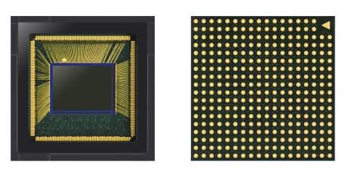 Samsungобъявилаосоздании64-мегапиксельногосенсораISOCELLдлякамермобильныхтелефонов