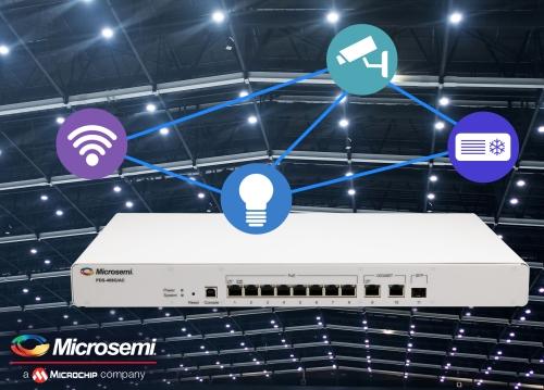 Eight-portswitchsupportsnewIEEE802.3btPoweroverEthernet(PoE)standard