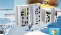 Industrial DIN rail PCs Series