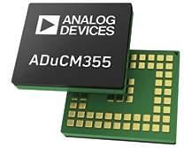 ADuCM355PrecisionAnalogMicrocontroller(MCU)
