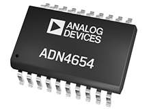 ADN4654/5 Dual-Channel Low-Voltage Differential Signaling (LVDS) Gigabit Isolators