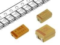 TAJ series tantalum capacitor from AVX
