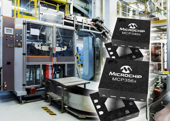 Fast Data Rates Meet High Accuracy in Microchip's