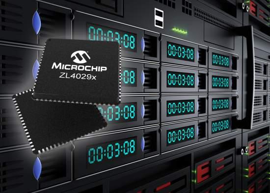 MicrochipIntroducesFirstClockBufferstoMeetDB2000Q/QLStandards