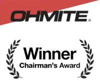 Mouser Electronics Earns Sixth Consecutive Top Excellence Award from Ohmite