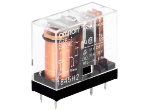 Omron G2R electromagnetic relays