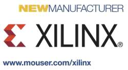 Mouser Electronics Now Stocking Broad Portfolio of Xilinx Products