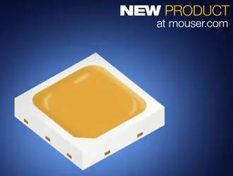 Osram Osconiq S 3030 QD LEDs with High-Efficiency Quantum Dot Technology Now at Mouser Electronics
